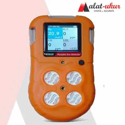 Alat Pengukur Detector multi Gas BX616