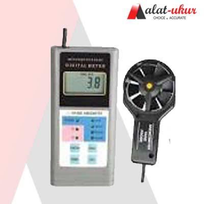 Alat Pengukur Kecepatan Angin Digital AM-4838