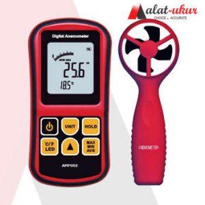 Alat Ukur Kecepatan Udara dan Suhu Udara AMF002