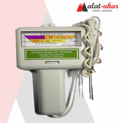 Pengukur Kadar Chlorine dan pH SPA KCP01