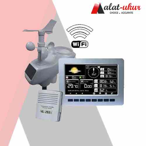 Wireless Solar Professional WIFI Weather Station AW003