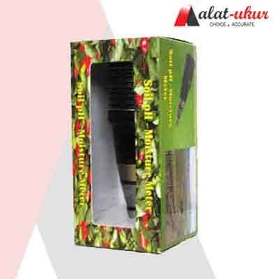 Alat Ukur Kadar Air dan pH Tanah AMTAST KS-05