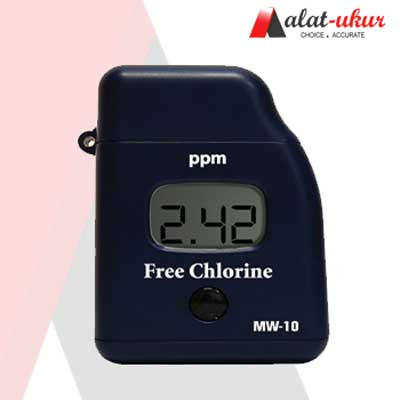 Alat Pengukur Klorin Tester MW10