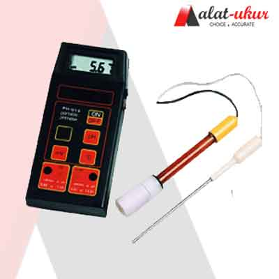 Alat Ukur PH / mV / Temp meter KL-013