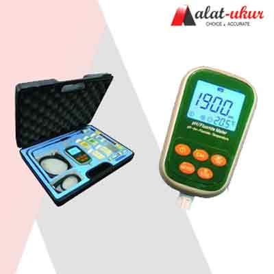 pH Dan Fluoride Meter AMTAST PF900