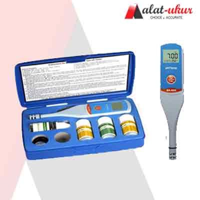 Alat Ukur Pocket pH Meter SX-610