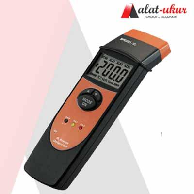 Alat Pengukur Detector Gas Oksigen SPD201/O2