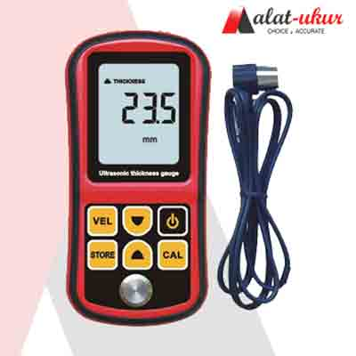 Alat Thickness Gauge Ultrasonic AMF018