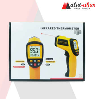 Pengukur Suhu Thermometer Infrared AMTAST AMF005