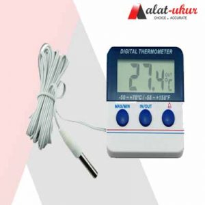 In-Outdoor Alarm Thermometer AMT-105