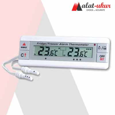 Pengukur HACCP Fridge / Freezer Alarm Thermometer AMT-113
