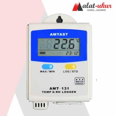 Alat Ukur Suhu dan Kelembaban Data Logger AMT-131