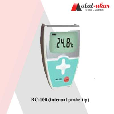 Alat Ukur Temperatur Kelembaban Data Recorder RC-600