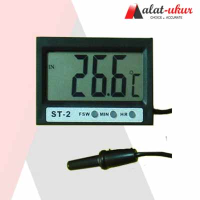Digital In-out LCD ekstra Thermometer ST-2