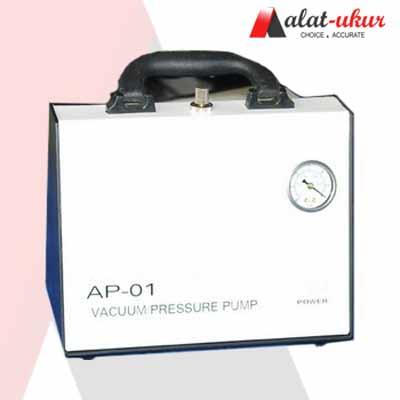 Pengukur Bebas Minyak Vacuum Pump AP-01D