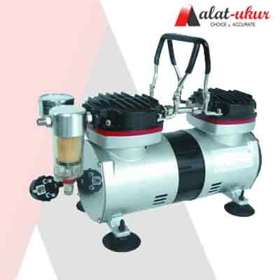 Pengukur Vacuum Pump Minyak-kurang AS30