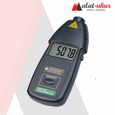 Alat Pengukur Photo Type Tachometer DT2234C