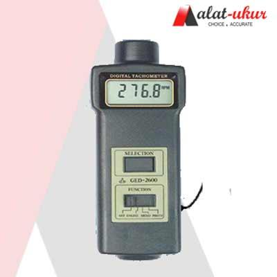 Multifungsi Mesin Tachometer GED-2600
