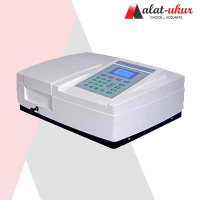 Alat Ukur Warna Terlihat dengan software scan Spektrofotometer AMV02PC