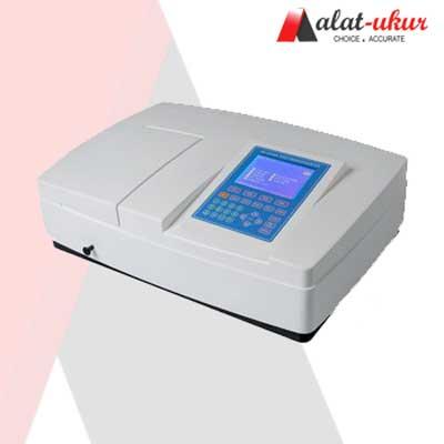 Alat Pengukur UV Spektrofotometer Besar LCD Scanning AMV07