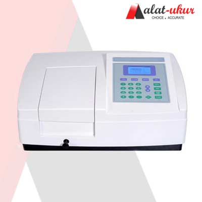 Alat Ukur UV Spektrofotometer dengan software scan AMV10PC