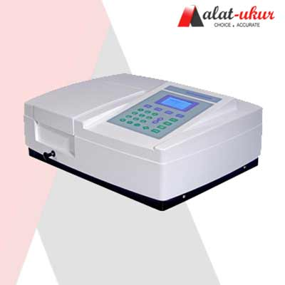 Alat Ukur UV Spektrofotometer dengan software scan AMV11PC