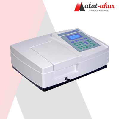 Alat Ukur UV Spektrofotometer dengan software scan AMV12PC
