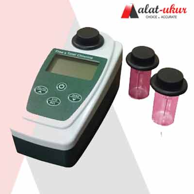 Alat Pengukur Chlorine Tester AMT22