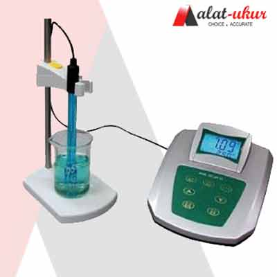 Bench pH/mV/Temp Meter PHS-3D-02