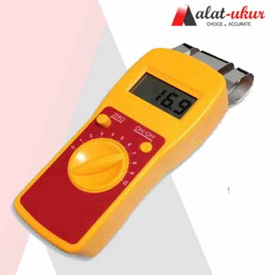 Alat Ukur Kertas Digital Moisture Meter MCT-3