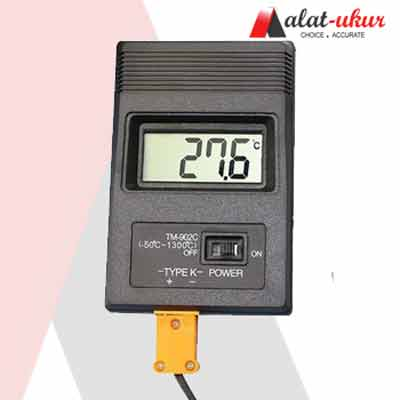 Digital Thermometer K-TYPE TM-902C