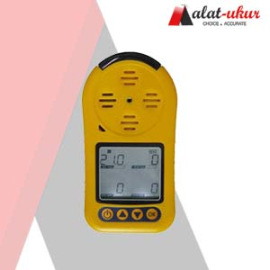 Alat Pengukur Multi Gas Detector BX615