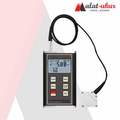 Alat Pengukur 3 Axis Getaran Meter VM-6380