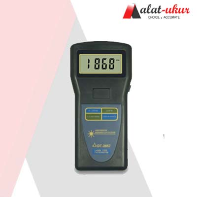 Alat Pengukur Foto Kecepatan Putaran Tachometer DT-2857