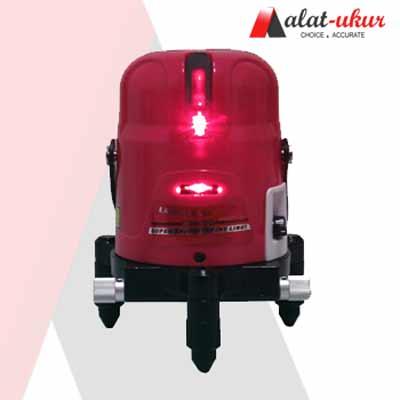 Palang Laser Baris Merah 5 Baris + Down Dot AMD011