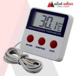 Alat Pengukur Suhu In-Outdoor dan Alarm AMT227A
