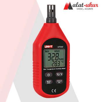 Alat Ukur Suhu dan Kelembaban Mini AMTAST UT333