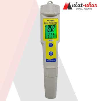 Alat Ukur pH dan Suhu AMTAST KL-035Z2