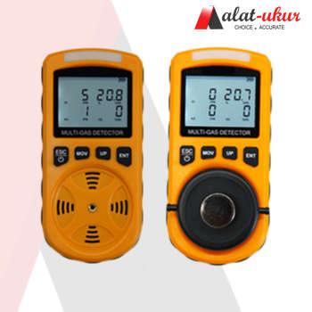 Alat Multi Gas Detector BX617