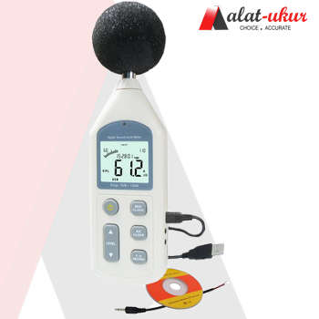 Mini Digital Sound Level Meter AMF013