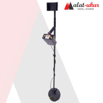 Alat Professional Underground Metal Detector TC30