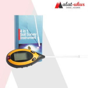 Alat Uji pH Tanah 4 in 1 AMT-300